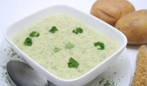 супа с авокадо