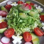 Свежи рецепти за салати за отслабване