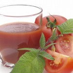 Отслабване с доматен сок