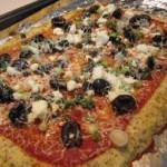 Диетична пица без тесто!