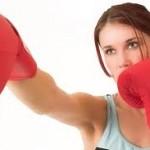 Отслабване с бокс