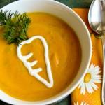 Диета за отслабване на базата на зеленчукови супи