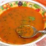 Супа за изгаряне на мазнини