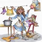 Комбинирайте фитнес с развлечения и домакинска работа