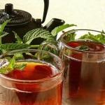 Чай от мента и кимион за отслабване
