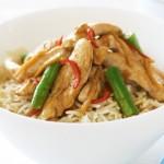 Пиле с джинджифил от Азия