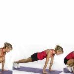 12 минути тренировка за цялото тяло