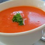 Отслабнете с 5 кг чрез диетата с доматена супа