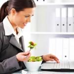 Как да правим диета на работното място?