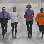бягане през зимата