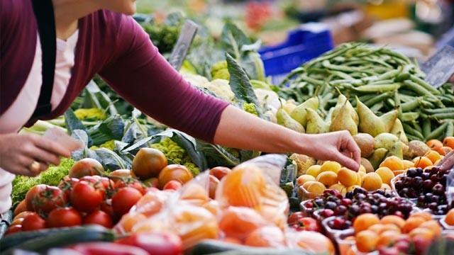 диета срещу косопад