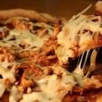 Диетична пица с тофу и джинджифил
