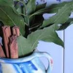 Чай за отслабване от канела и дафинов лист