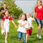 Фитнес за цялото семейство