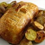 Фитнес рецепта: Коледна пуйка в тесто