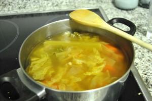 Супа за пречистване след празниците - Отслабване