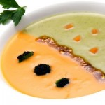 Крем супа от броколи и тиква за диетата ви