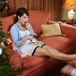 Жените напълняват с по 2.7 кг през зимата