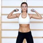 Упражнения с гирички за стегнато тяло