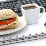 Как да се храним диетично в офиса