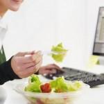 Как да правим диета, когато работим у дома