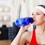 Как да пием вода, когато тренираме
