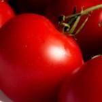 Диетична супа от домати и водорасли