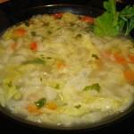Супа от грах и зеле