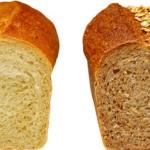 Бял или пълнозърнест хляб