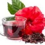 Как се приготвя чай от хибискус за диетата ви
