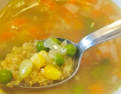 kinoa-supa
