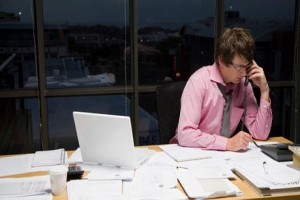 Диета за хора, които работят през нощта