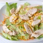 3 диетични салати с пилешко
