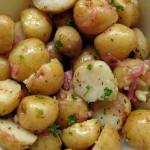 Диета с необелени картофи