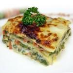 Лазаня от зеленчуци