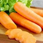 1- седмична диета с моркови