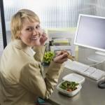 Диета за работещата жена