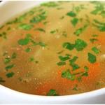 Нискокалорична супа за вашата диета