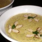 Диетична чеснова супа