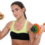 Глад и тренировки в баланс