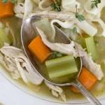 7- дневна диета с пилешка супа