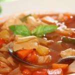Диета със супа за 7 дни