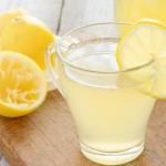 Отслабване с лимонов сок