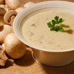 Крем- супа от гъби