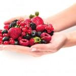 Червените плодове помагат за отслабване