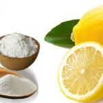 Рецепта с лимон и сода бикарбонат за плосък корем