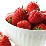 Отслабване с ягоди