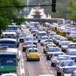 Шумът от трафик води до напълняване