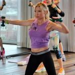Фитнес инструкторът на холивудските звезди Трейси Андерсън – как се вае тяло