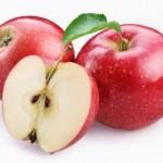 Кората на ябълките помага за отслабването